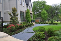 Front Walk Landscaping